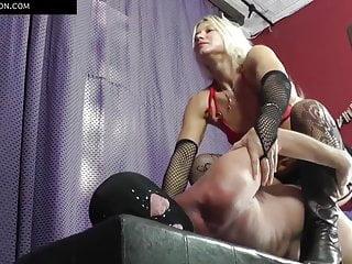 a new idea Mistress Strap-on hard