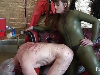 Nice and Deep Fucking - Intense Bang by British Dominatrix