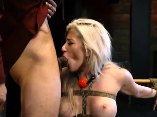 A woman strong muscles sex Big-breasted blond ultra-cutie Cr