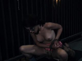 Bondage Guys do make passes at chicks who wear glasses and c