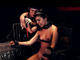 Domination a kindly bartender who just happens to know a