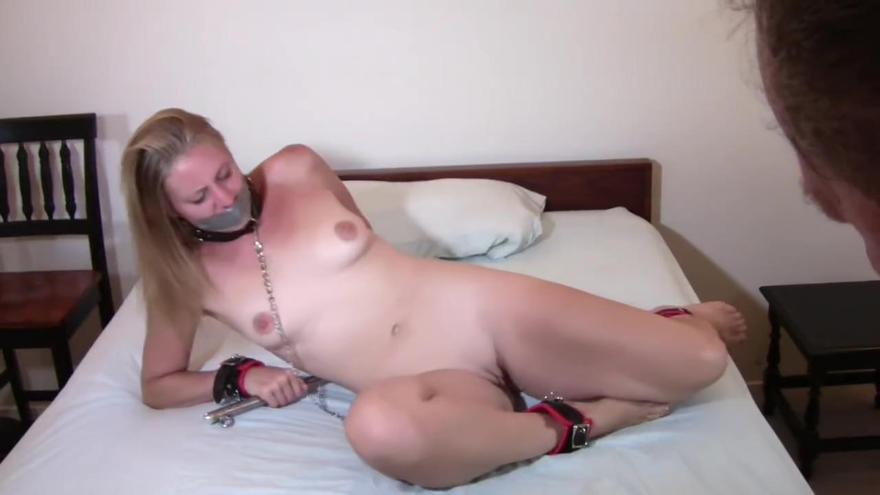 Summer's Strip BDSM Play - BTS