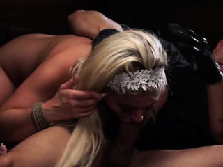 Nude bondage xxx Back in Bruno's dungeon, Madelyn Monroe's t