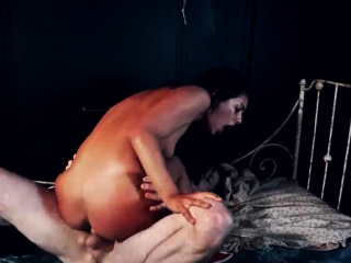 Teen bondage woods and jordan ash rough first time Poor lil'