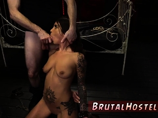Extreme bondage dp squirt and japan slave secret island firs