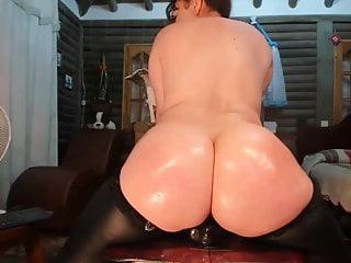 Beautifull preggo masturbate, squirting by pussy and milking