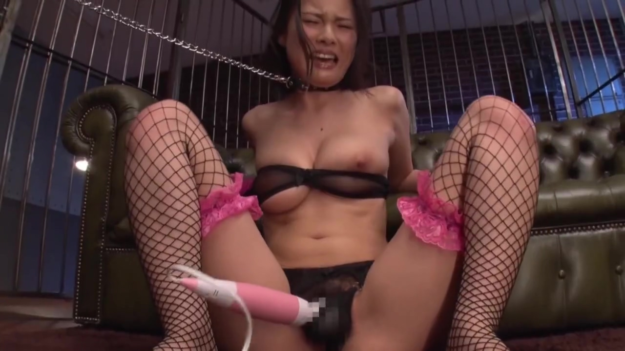 ♥ Big Tits Japanese Pussy Cat Swallow Loads of Cum for her Master
