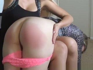 spanking mature ass