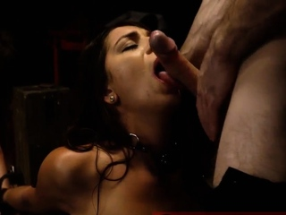 Brunette bondage squirt Bondage, ball-gags, spanking, sexual