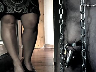 Locked up slave