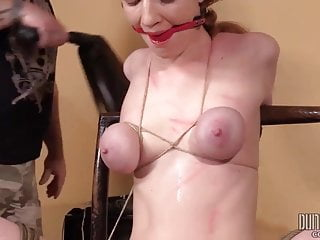 Sub AR - Forced Cum, Tit-Tying, Whipped (One)