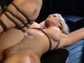 Anal long toys extreme and red head bondage Big-breasted pla