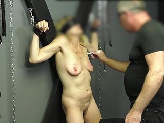 slave cunt in Master's Dungeon