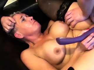 PASCALSSUBSLUTS - Scarla Swallows Cucks Husband With Master