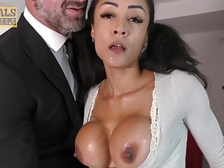 PASCALSSUBSLUTS - Petite Babe Alyssa Divine Rammed By Master