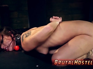 Brutal bdsm fuck punishment and mud first time Best pals