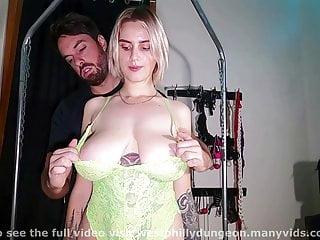 Beautiful Large Breasted Amazon Woman