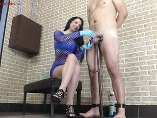 CruelHandjobs - Kittys Wet Gloves