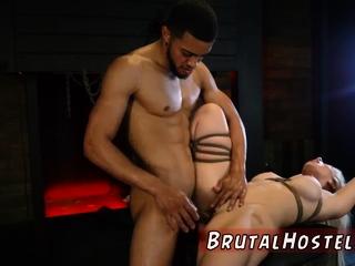 Bondage tit fuck Big-breasted towheaded sweetie Cristi Ann i