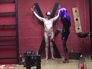 Slave Humilation Task From German Dominatrix In Boots