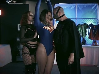 Bella Rolland, Belle Fatale And Halsey Rae In The Chamber Part2