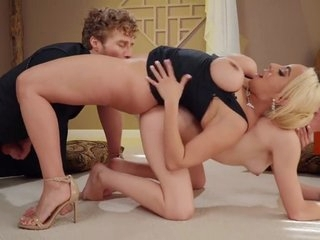 The Mother Brought Her Husband A Sex Slave And Arranged A Hard Bisexua - Rosalyn Sphinx, Kylie Kingston And Michael Vegas