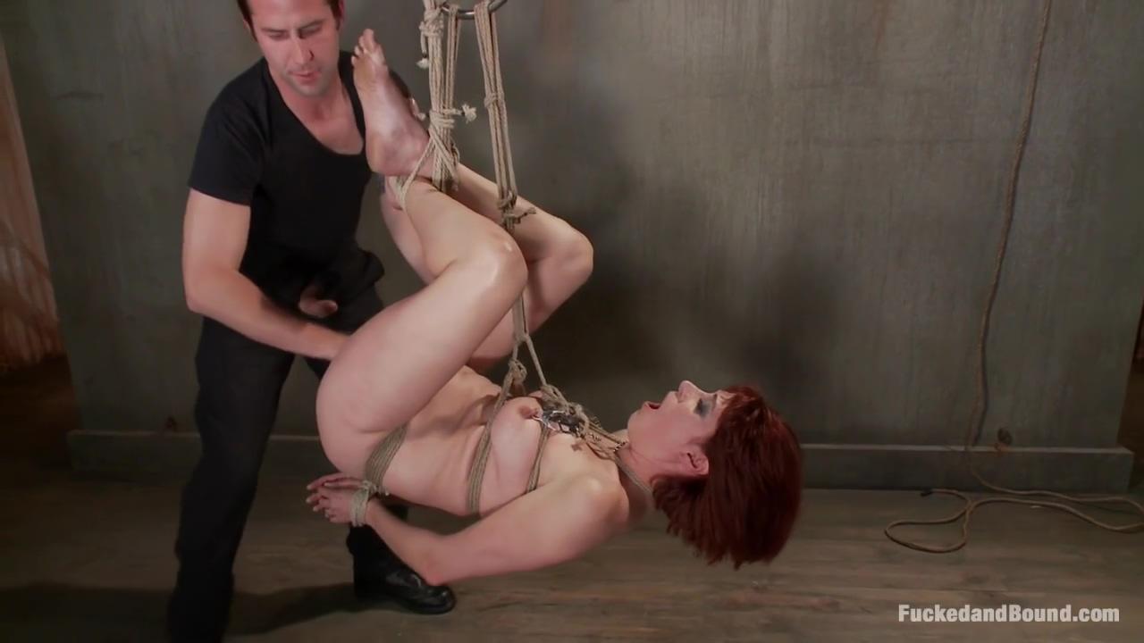 Redhead Cougar Bdsm Hard Porn Video