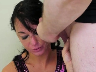 Woman punished and student Talent Ho