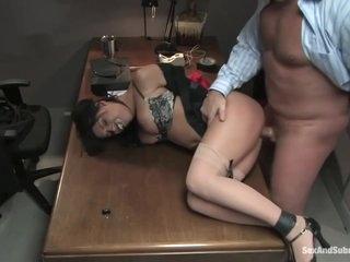 Stunning Eva Angelina Crazy Bdsm Porn Video