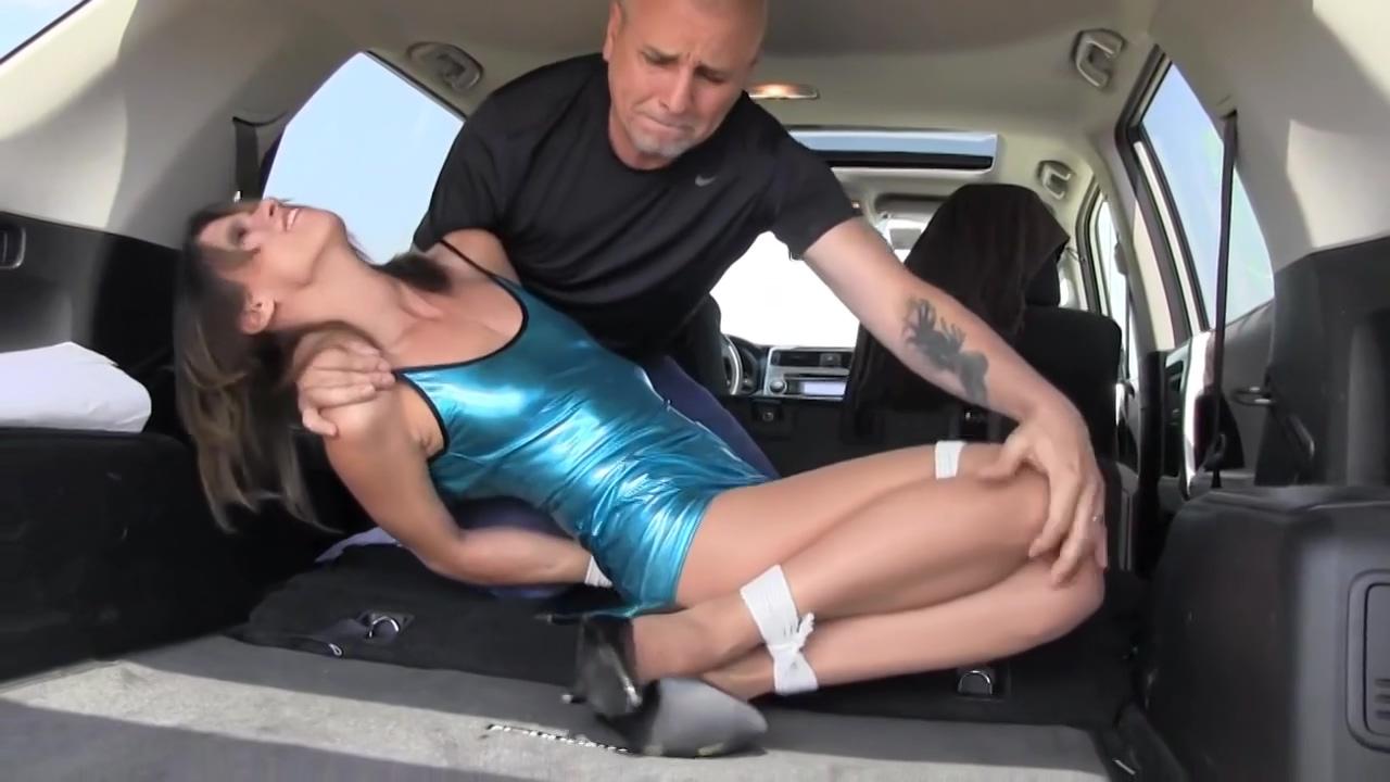 A Tight Cleavegag For Her - Bondage Milf Porn Video