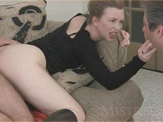 Cuckold Cum Clean up Compilation – Mistress T