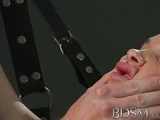 BDSM XXX Beautiful sub does not know when to shut up