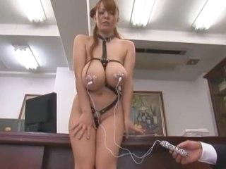 Hottest Japanese slut Hitomi Tanaka in Exotic Facial, BDSM JAV video