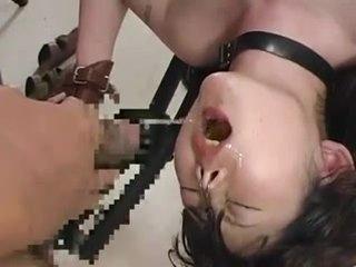 Japanese video 262 BDSM masochism 3P
