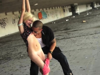 Village teen girl and laughs at dick Helpless teen Piper