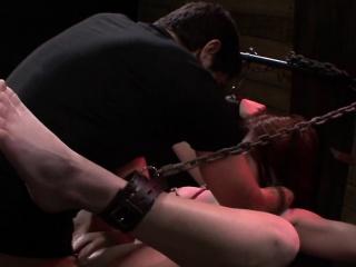 Fetish BDSM Action For Teen Velma DeArmond