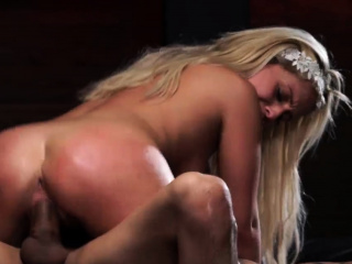 Teen ass scream Back in Bruno's dungeon, Madelyn Monroe's tr